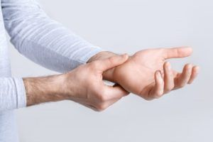 Akcesoria pomocne w leczeniu zespołu cieśni nadgarstka